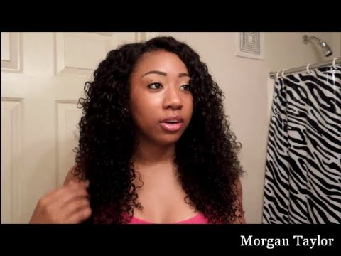 Hair Routine For Extensions Videolike