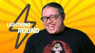 Anime LIGHTNING ROUND with Nate Ming ??