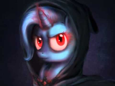 MLP.FIM - Dark Twilight & Evil Trixie Triubte