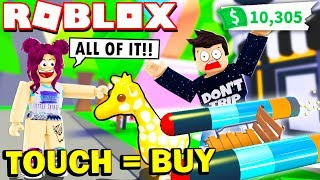 I Bought Fans EVERYTHING THEY TOUCHED in Adopt Me... (Roblox)