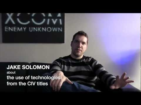 XCOM Enemy Unknown | Interview | Firaxis Games Jake Solomon