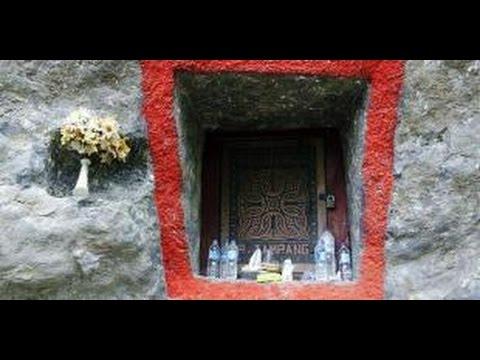 perhiasan senilai Rp 1 M di pemakaman toraja di curi orang