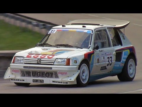 600+Hp Peugeot 205 T16 Evo 2 || Group B Monster with Pikes Peak Version Engine