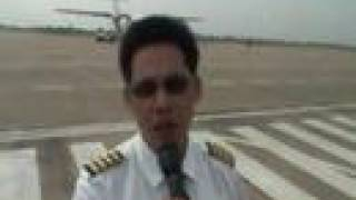 Extreme Khmer Episode 5: Cambodian Airline Pilot