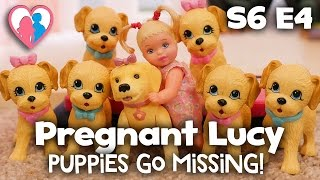 "S6 E4 ""Pregnant Lucy Puppies Go Missing!"" 
