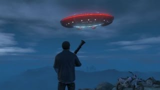Grand Theft Auto 5 - TOP 10 EASTER EGGS