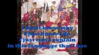 Watch Elton John A Word In Spanish video