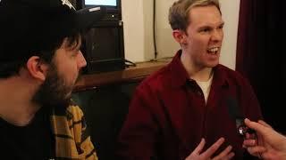 Trevor Locke interviews Son of Glenn, The Cookie, Leicester, 18/01/19