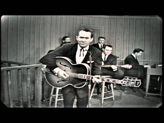 Don Gibson & The Jordanaires -I Can't Stop Loving You (1963).