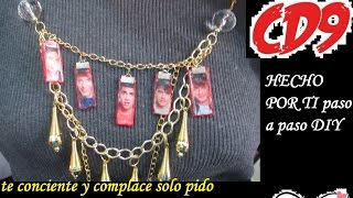 CD9 COLLAR, GARGANTILLA