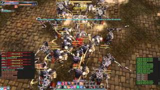 Cabal Online Eternal Chaos Arena (Warrior)