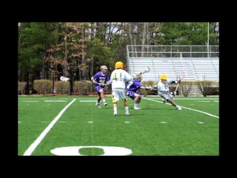 Christian Brothers Academy at Bishop Guertin boys lacrosse, April 2013