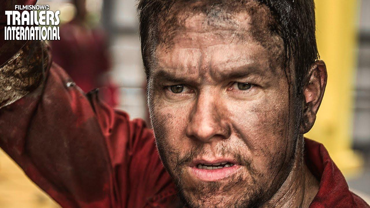Horizonte Profundo - Desastre no Golfo com Mark Wahlberg | Trailer Oficial [HD]
