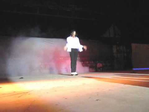 Michael Jackson's Ghosts Live Tribute By: Tony J Redburn video