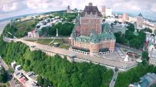 DJI Phantom 2 Vision+ in Quebec City