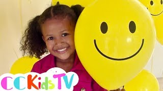 If You're Happy And You Know It - If You Happy And You Know It - Kids Song With Actions