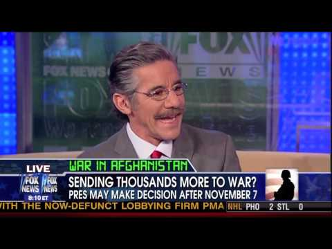 Geraldo Rivera Says Prayer at ... is listed (or ranked) 7 on the list The 13 Greatest Geraldo Rivera FAILs