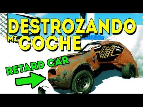 DESTROZANDO MI COCHE DE MIL MANERAS - Next Car Game