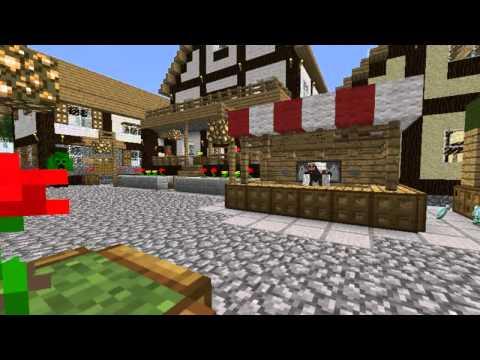 Сериал Minecraft-Паралельная реальность