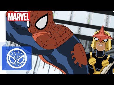 Der ultimative Spider-Man - Der Heizkessel | Marvel HQ Deutschland