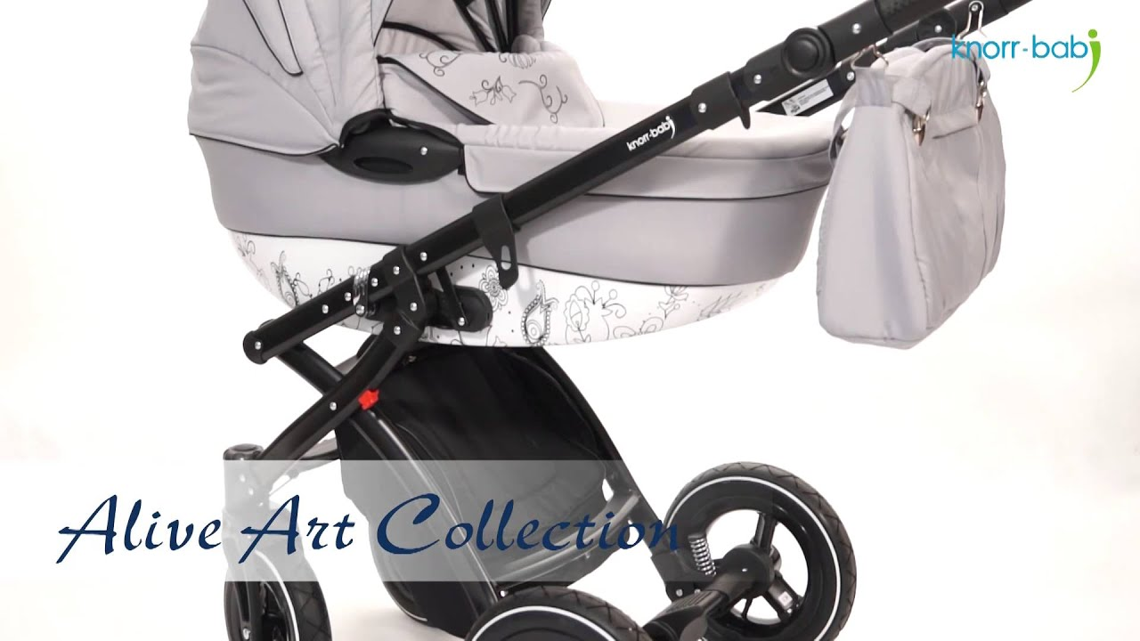 kunst art collection bei kinderwagen f r baby youtube. Black Bedroom Furniture Sets. Home Design Ideas