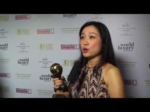 Evelyn Kung, marketing communications director, Grand Mayfull Hotel Taipei