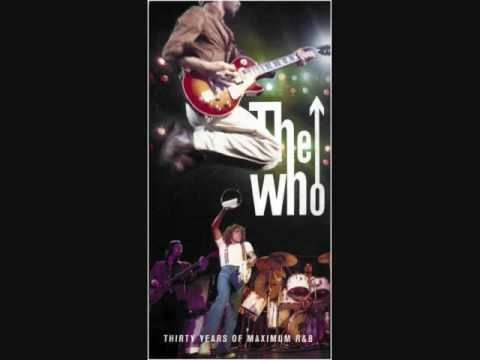 The Who&#039;s 30 Years Of Maximum R &amp; B Vol. 1 Part 1