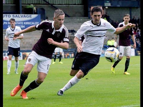HeartsTV extended highlights: Raith Rovers 0-4 Hearts