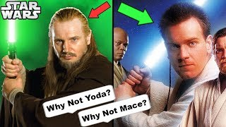Why Yoda sent ONLY Qui-Gon and Obi-Wan to KILL Darth Maul - Star Wars Explained