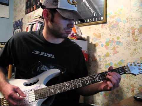 White Lion - Living on the Edge guitar