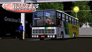 PRIMEIRA GAMEPLAY  World Bus Driving Simulator