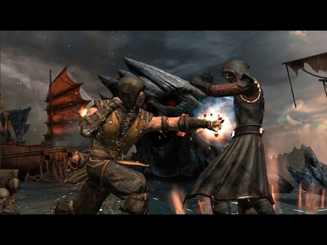 Mortal Kombat X - Mobile Announcement Trailer