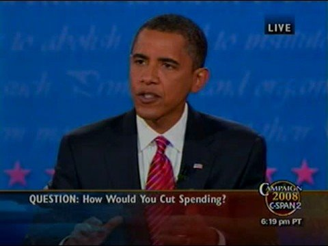 Domestic Debate - Deficit Spending: How would you cut spe...