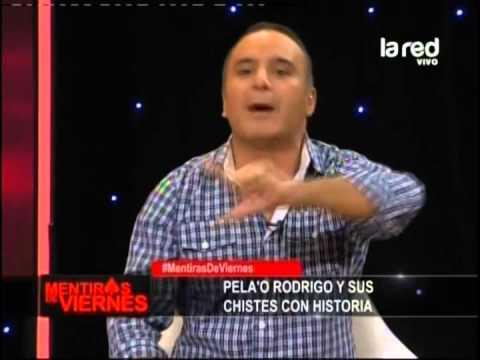 Pelao Rodrigo y su chiste del loro