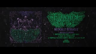 BRAINLEAK - MEDICALLY DERANGED [OFFICIAL DEMO STREAM] (2021) SW EXCLUSIVE
