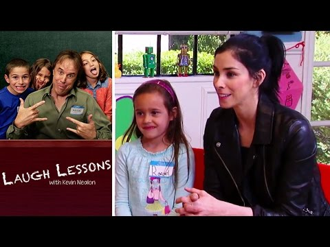Sarah Silverman's Courtesy Laughs | Ep. 7 | Laugh Lessons