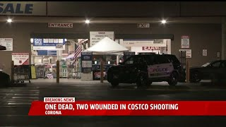 One Killed, Two Wounded in Shooting At Costco In Corona