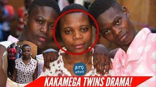 KAKAMEGA TWINS DRAMA ALERT! KANGEMI WOMAN TAKES HER KID BY FORCE AFTER DNA!|BTG News