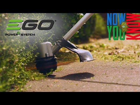 Ego Electric Weed Wacker Review