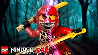 Minecraft LEGO NINJAGO - THE BEGINNING OF KAI.EXE FROM LEGO NINJAGO!! - Donut the Dog