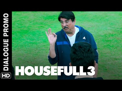 Boman Irani Meets His 'extra Special' Would Be Sons In Law | Housefull 3 | Dialogue Promo