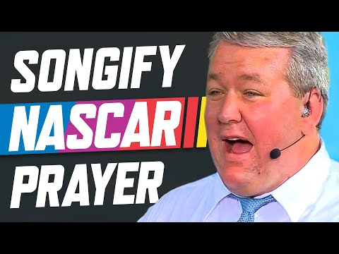 Nascar Prayer In Song Form