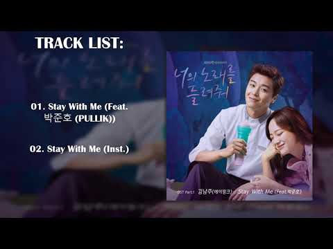 Download  SINGLE KIM NAM JOO APINK – I WANNA HEAR YOUR SONG OST PART.1 Gratis, download lagu terbaru