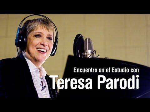 Encuentro en el Estudio con Teresa Parodi - Completo