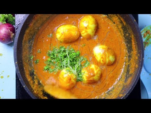 Yummy Anda Adraki Masala Curry | Egg Recipes Indian Style | Egg Recipes for Breakfast