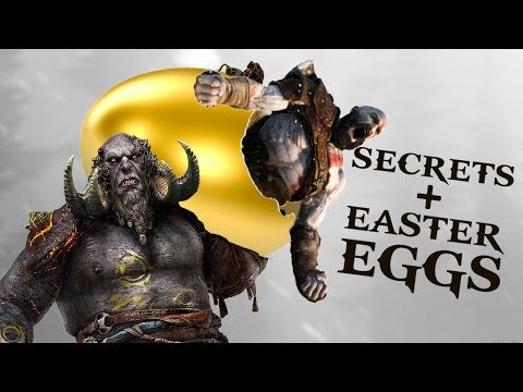 God of War - Top 10 Easter Eggs & References thumbnail
