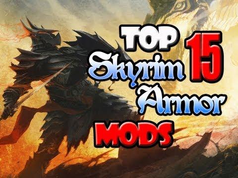 Top 15 Skyrim Mod Armor Sets