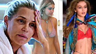 Gigi Hadid Diet (her mom tells her NOT to eat?!) (yoland hadid control)