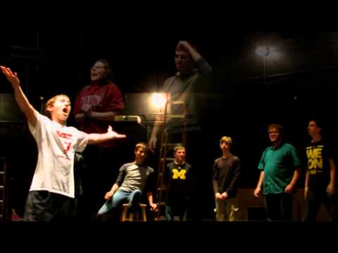 Shrek the Musical Trailer | Marquette Senior High School