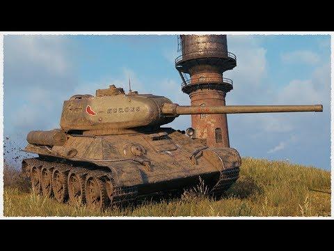 T-34-85M • Dominate Conquer Humiliate • WoT Gameplay